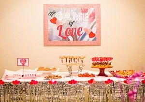 Game of Love valentines party-5961