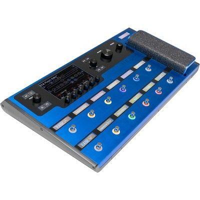 Line 6 Helix Limited-Edition Lightning Blue Multi-Effects Guitar Pedal Lightning Blue #guitarpedals Line 6 Helix Limited-Edition Lightning Blue Multi-Effects Guitar Pedal Lightning Blue #guitarpedals