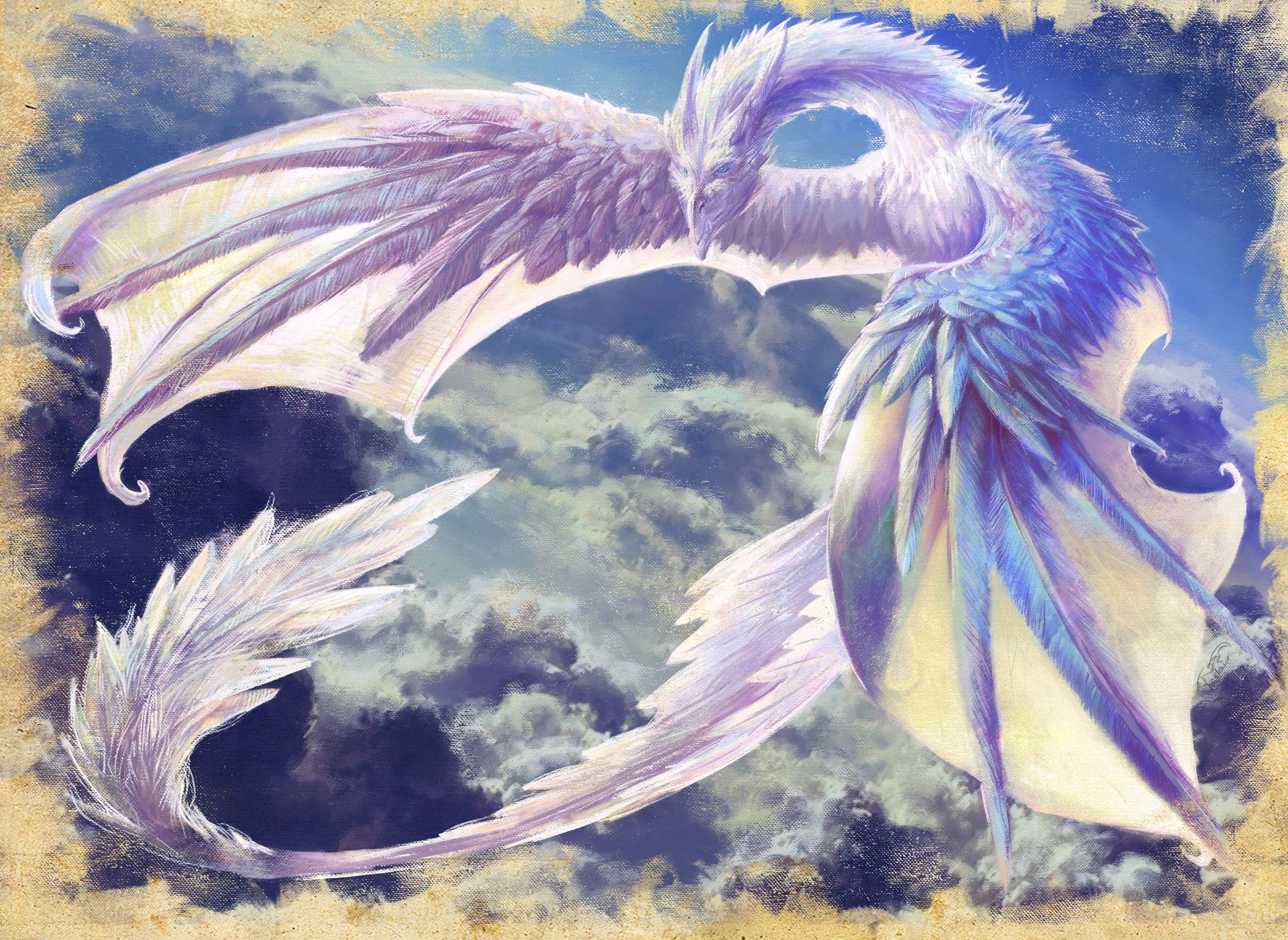 картинки ветреного дракона так