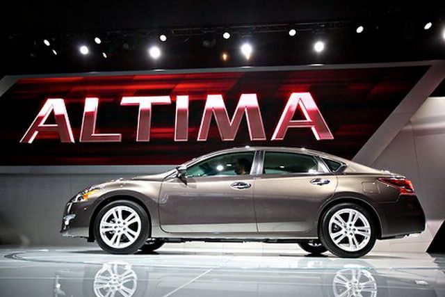 Nissan Altima Gas Mileage >> A New Car Affordable Reliable Good Gas Mileage All I