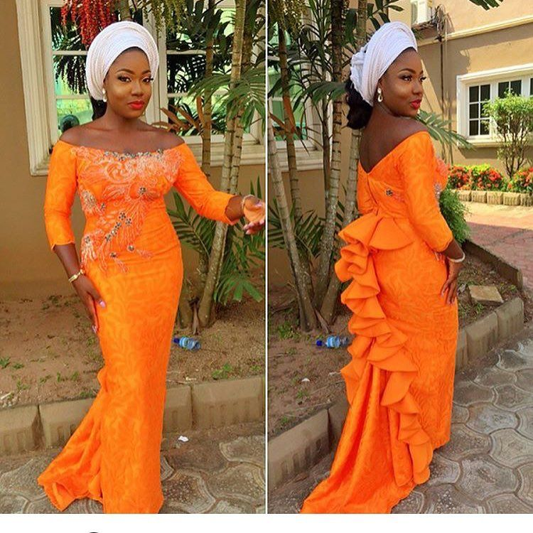 Bright chimezie african style dresses