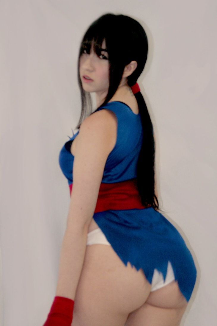 Dragon ball chi chi sexy