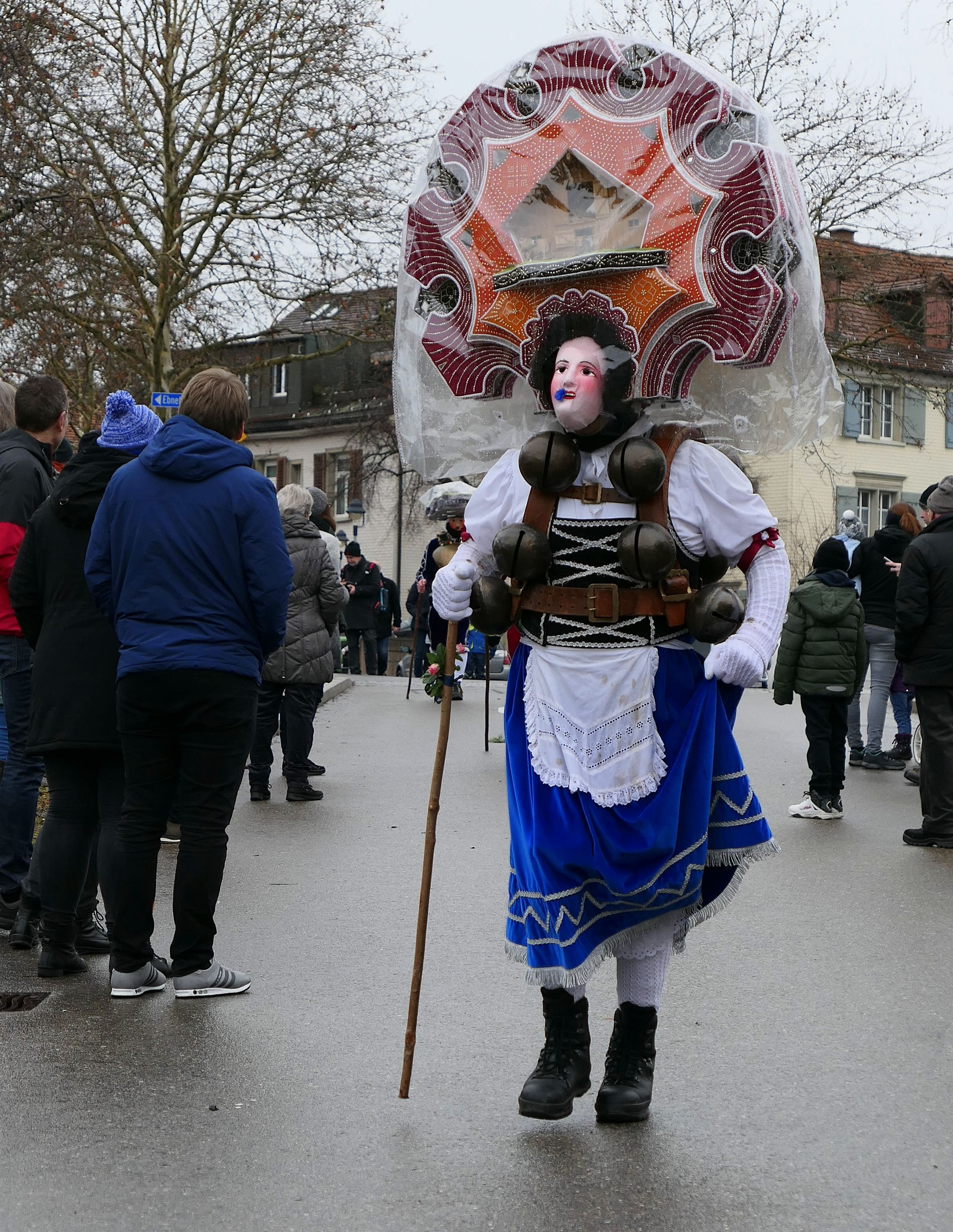 Silvesterchlausen Ringing in the New Year in Appenzell