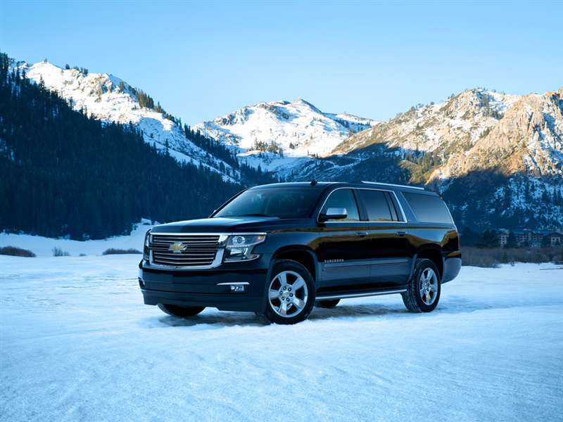 10 Of The Best 8 Passenger Vehicles 8 Passenger Vehicles Chevrolet Suburban Passenger Vehicle