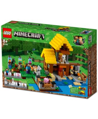 a50d46691fa0 Lego Minecraft The Farm Cottage 21144 - Misc | Products | Lego ...