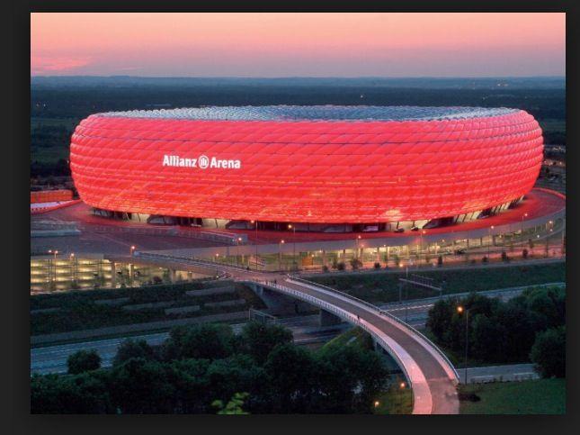 My favourite football stadium