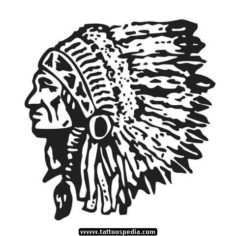 Native American Tribal Tattoo native american : tattoostime search ...