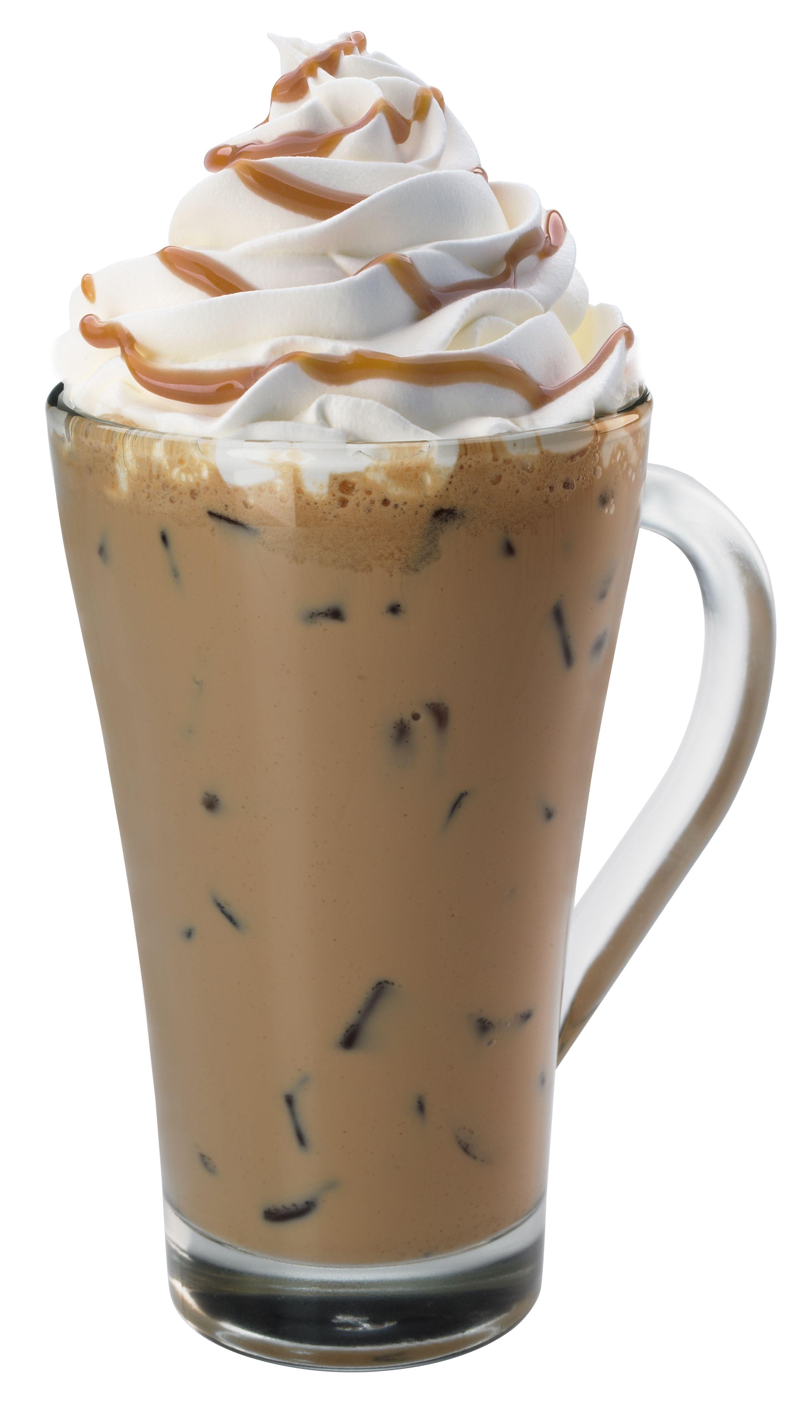 Iced Caramel Latte summer icedlatte caramellatte