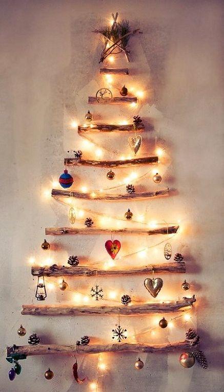 Sapin Bois Flotte Noel Inspo Pinterest Noel Deco Noel Et Diy Noel