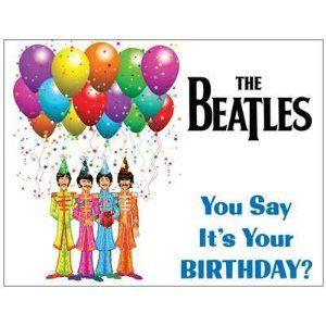 Happy Birthday Beatles Google Search Happy Bday Song Beatles Birthday Song Beatles Birthday