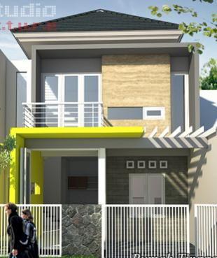design balkoni rumah 2 tingkat - balkon gestalten