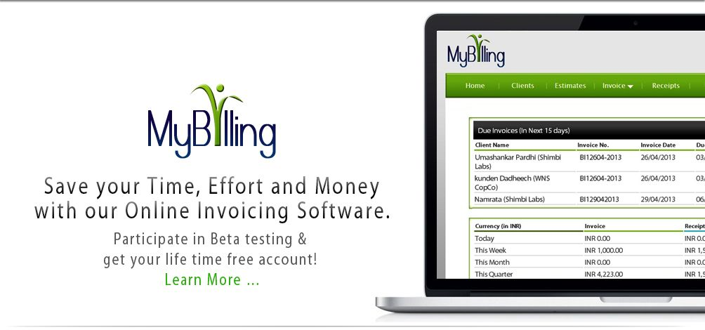 Shimbi Labs Has Introduced Best Online Invoice Software With Cloud - Best online invoice service