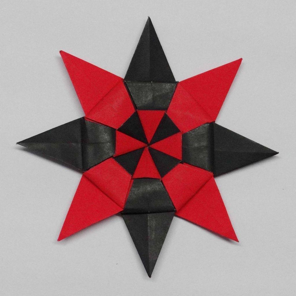 Ninja star transformer video instructions origami transforming ninja star transformer video instructions origami transforming ninja star shuriken with 4 or 8 points origami pinterest ninja star shuriken and jeuxipadfo Images