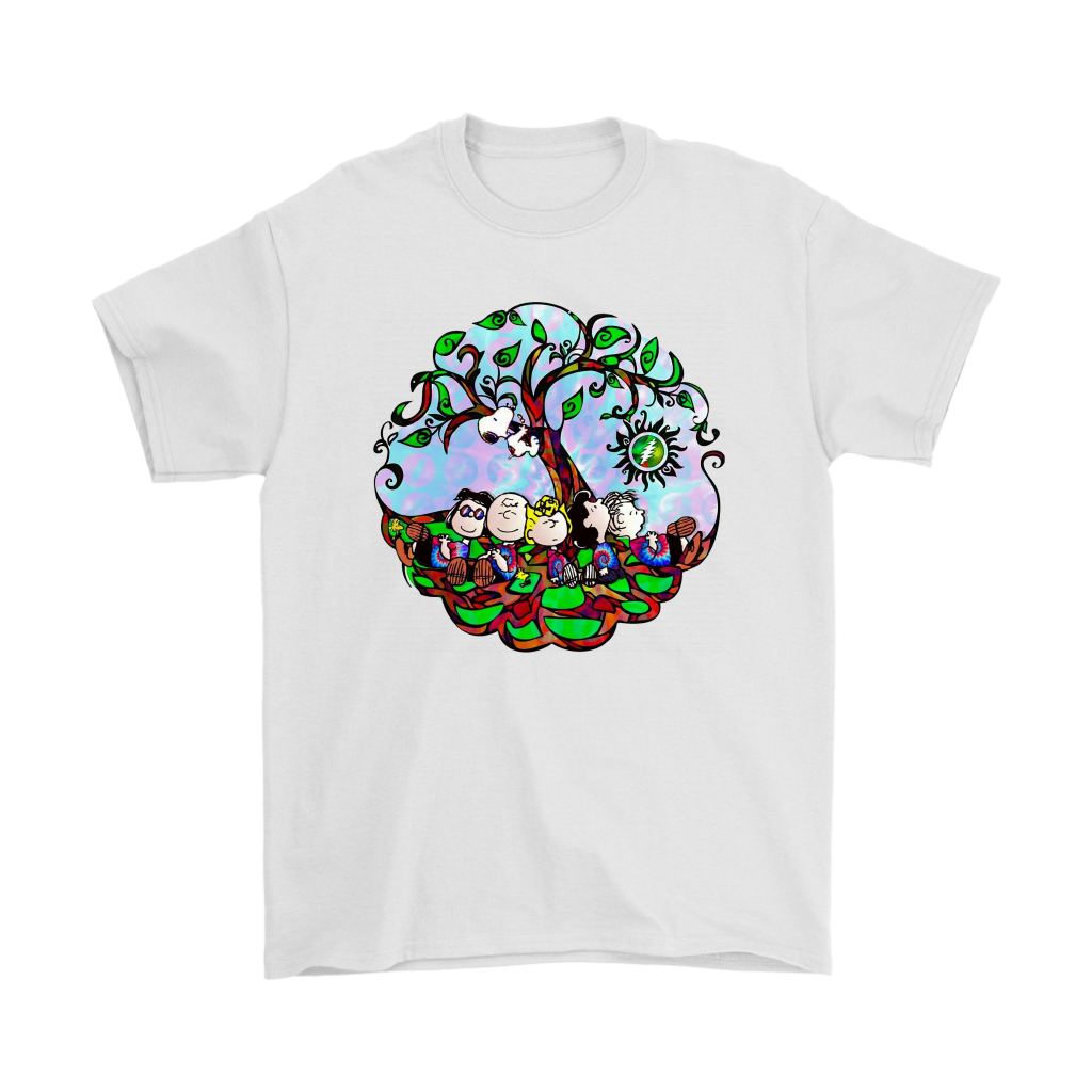 Snoopy Grateful Dead We Can Discover The Wonders Of Nature Shirts #wondersofnature