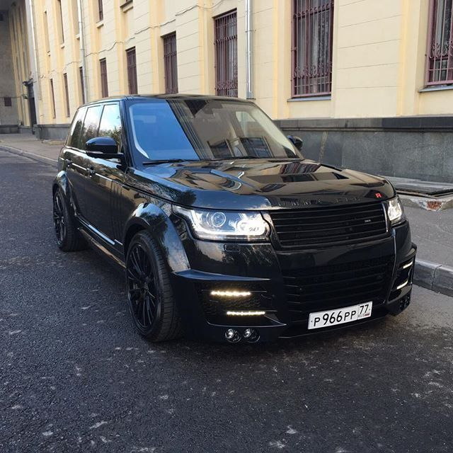 Exceptional Superieur Custom Lifted Land Rover 2011 | ... And Its First Product Is This