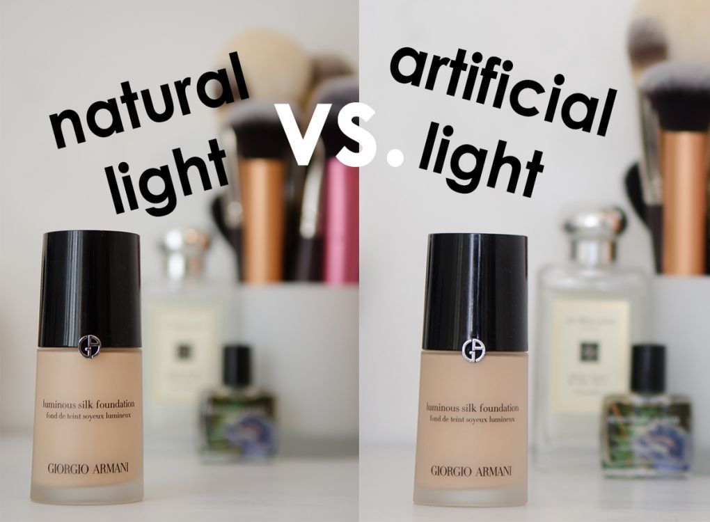 Image result for natural vs artificial light photography