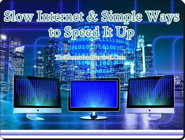 Slow Internet and Simple Ways to Speed It Up can be ...