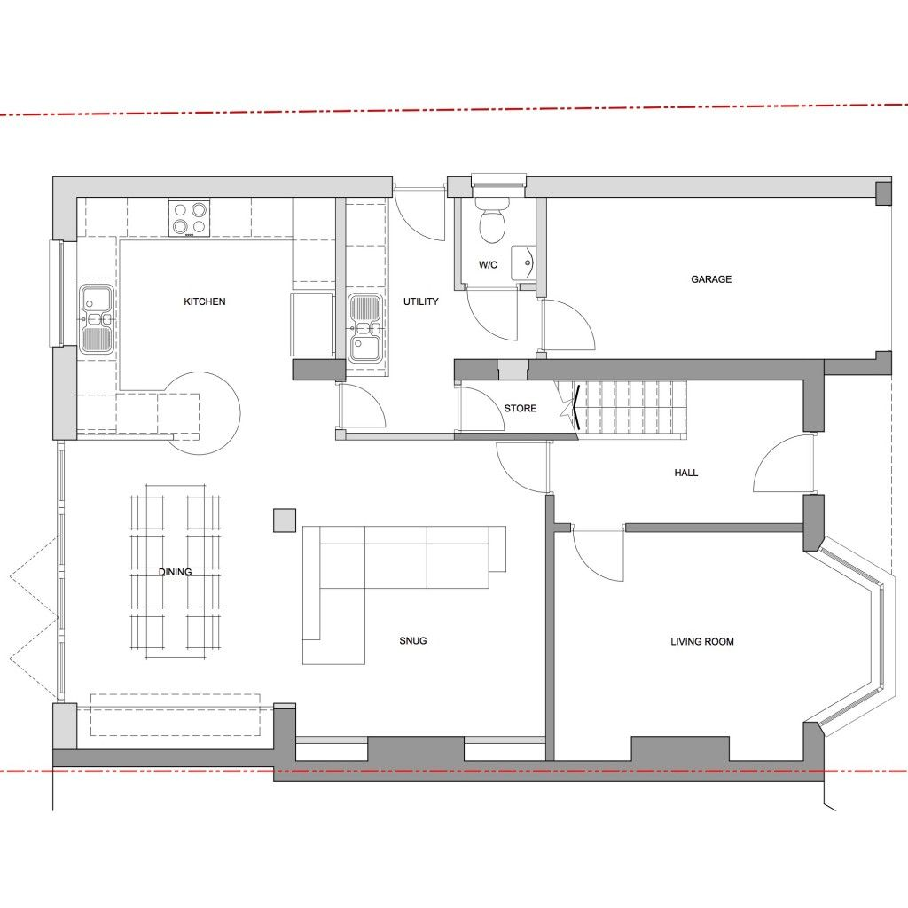 Planning Permission has recently been granted for a two storey ...