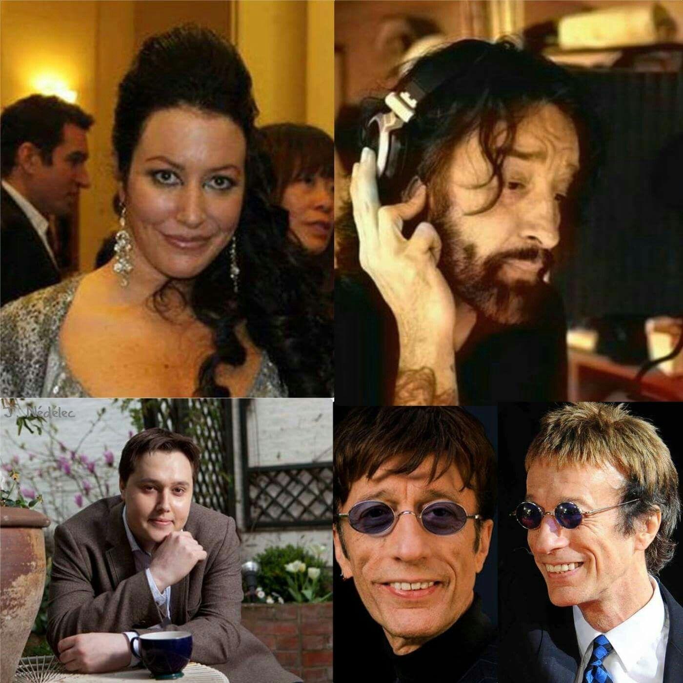 RJ, dad Robin, Melissa & Spencer.