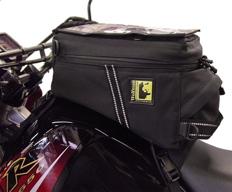 Wolfman Motorcycle Luggage Premium Motorcycle Bags Made in