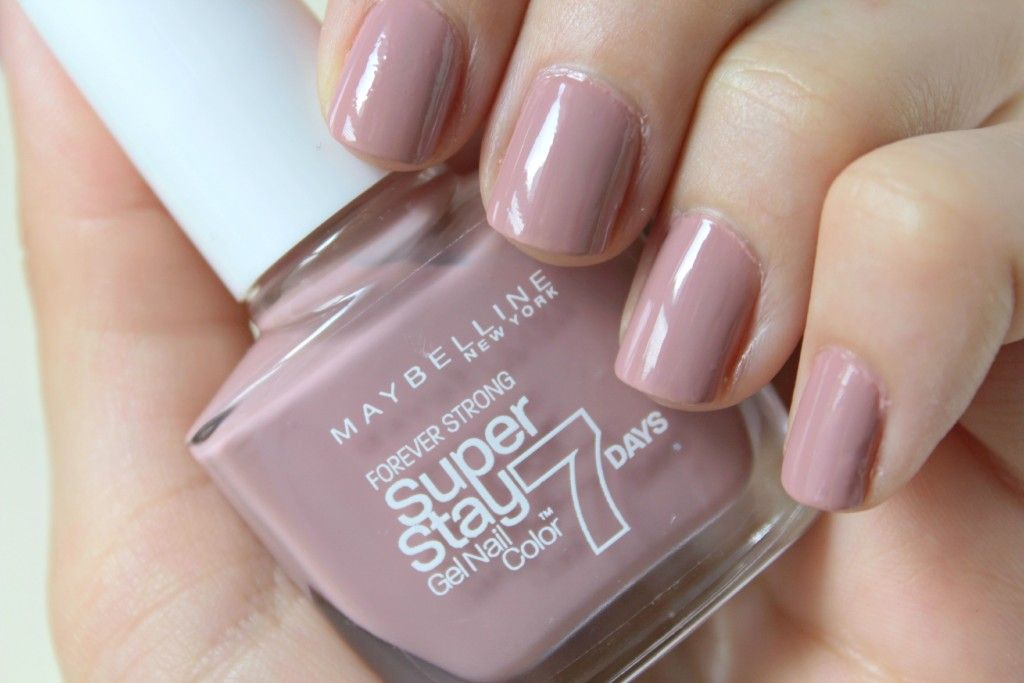 Maybelline SuperStay 7 Day Gel Nail Polish | Maquillaje y Belleza