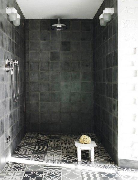 Maison de reve italie umbria 2 salle de bain pinterest for Salle de bain italie