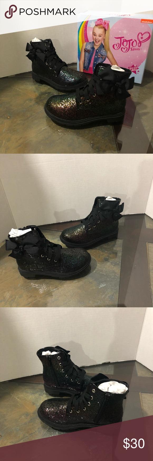 JoJo Siwa Girls toddler boots | Toddler