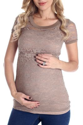Cute maternity clothes - for when I decided I am crazy ...