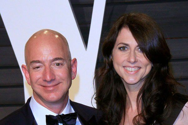Jeff Bezos Ending His 25 Years Marriage With Wife Have Been