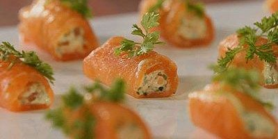 Smoked salmon and prawn recipes easy