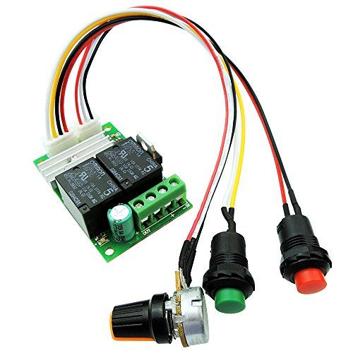 uniquegoods high quality 6v 12v 24v 28v 3a 80w dc motor speed uniquegoods high quality 6v 12v 24v 28v 3a 80w dc motor speed controller pwm speed adjustable