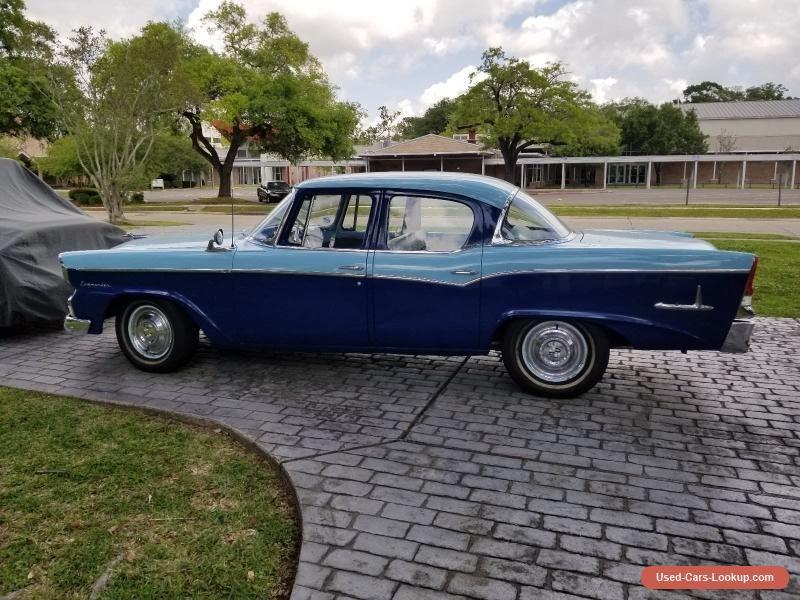 1956 Studebaker Commander #studebaker #commander #forsale #canada ...