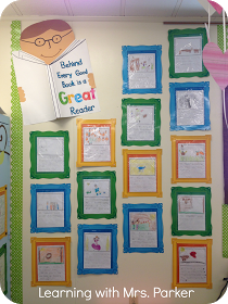 Learning With Mrs. Parker: Our Learning - In Pictures