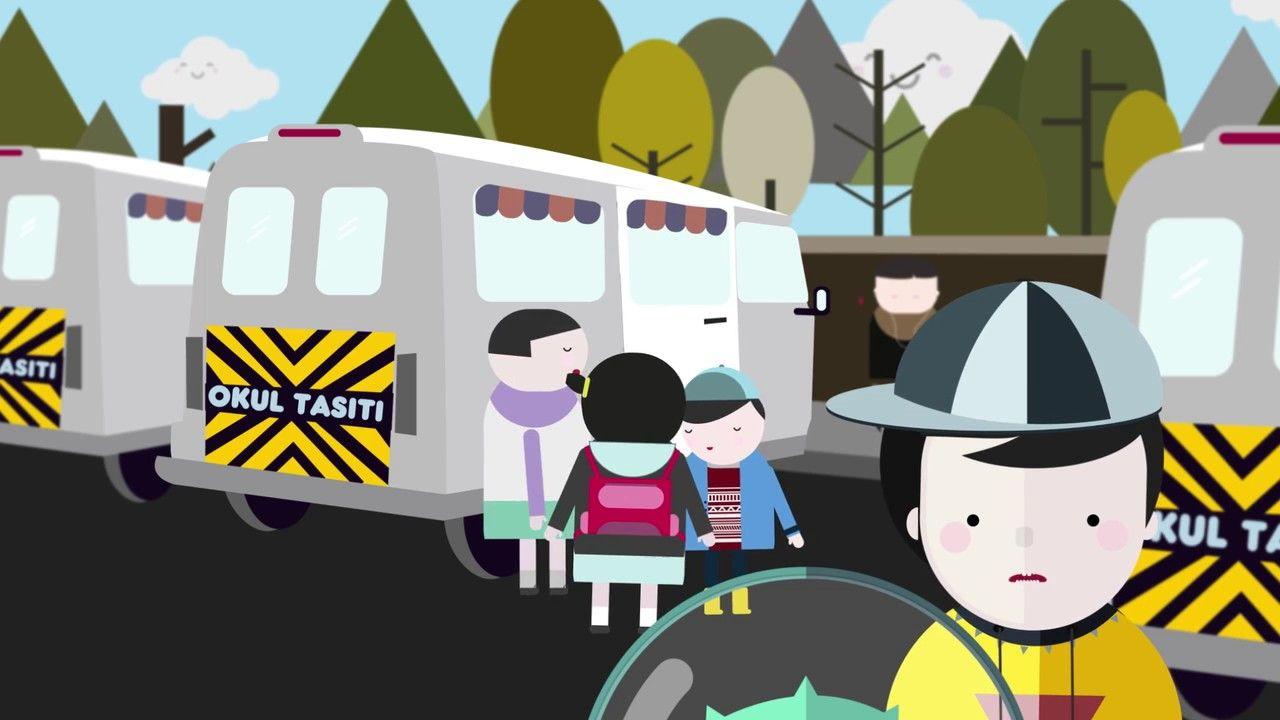 Cartoon movies for kids - MUKO & MEMO TRAFIKTE - Animation Movies