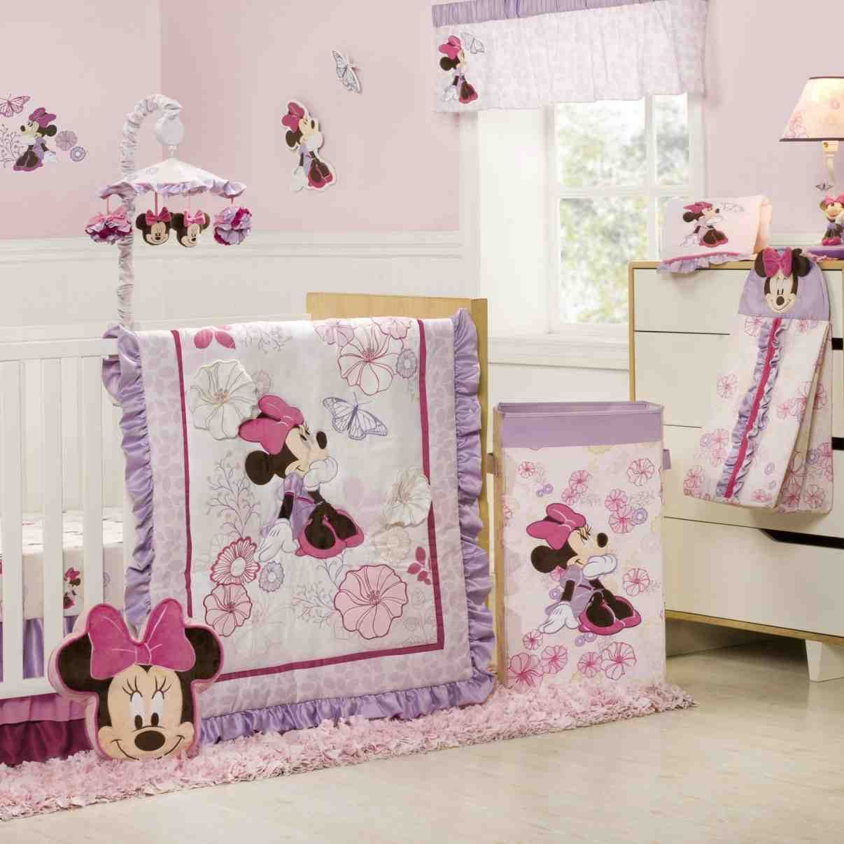 Minnie Mouse Baby Room Decor Baby Room Decor Minnie Mouse Baby