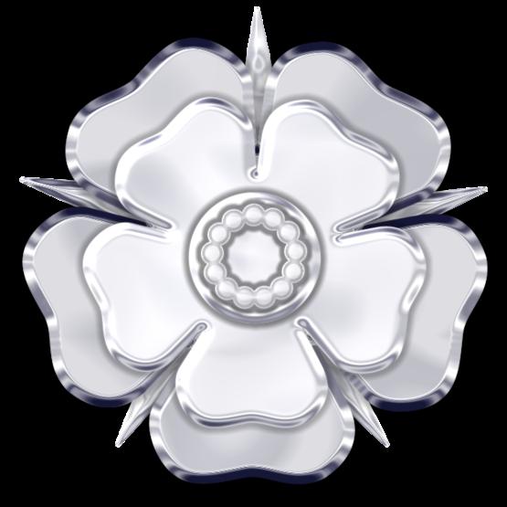 Five Petal Rose Christian Rose Rose Symbol Lippische Rose White Roses Symbols Mystic