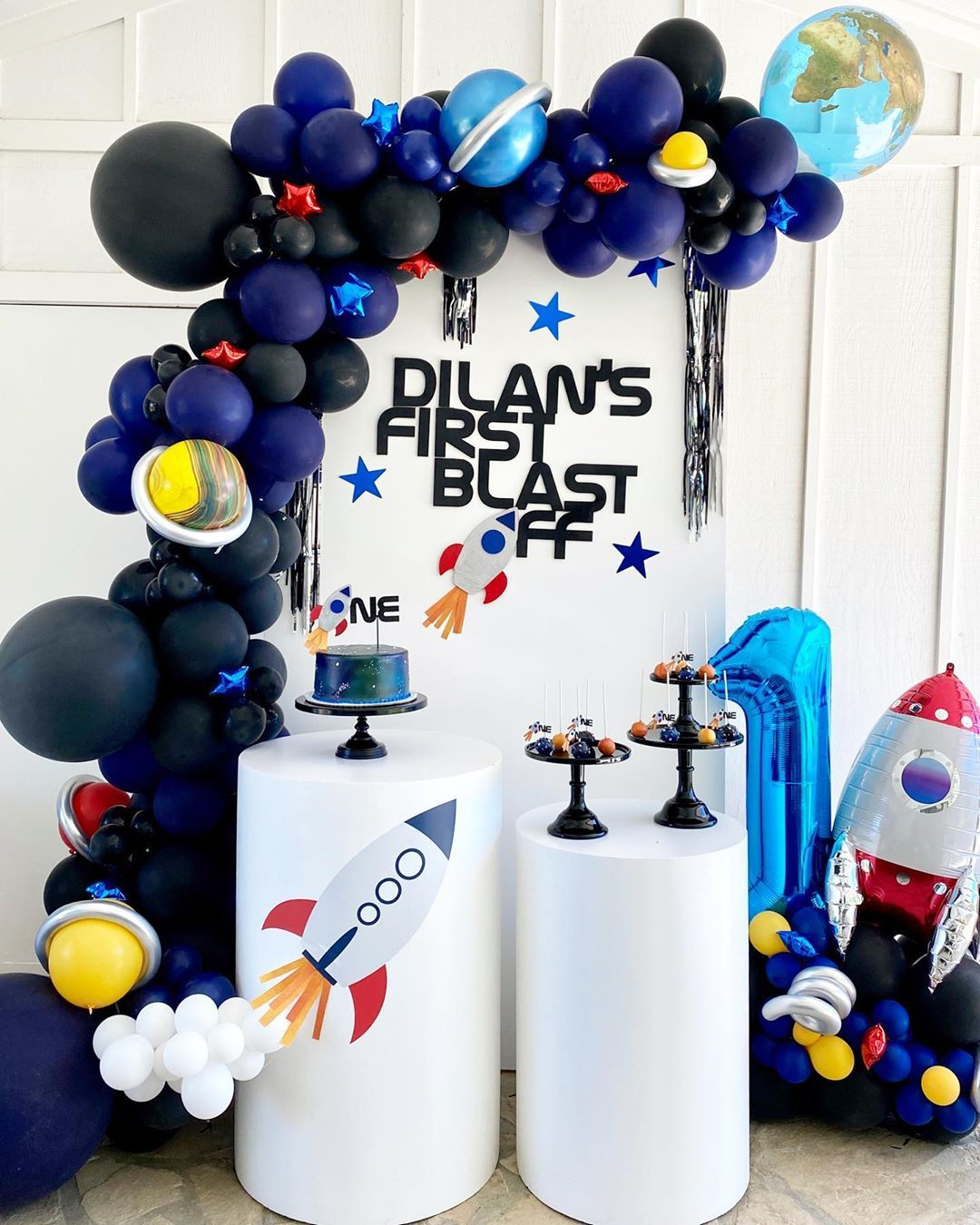 20 1st Birthday Party Themes For Baby Boy 1st Birthday Party Themes First Birthday Decorations Boy Kids Themed Birthday Parties