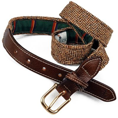 New England Scotsman belt.