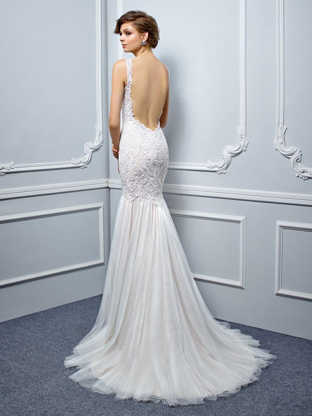 Outstanding Guipure Lace Wedding Dress Crest - Womens Dresses ...