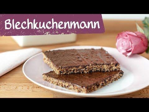 Schokobrot Rezept Für Schoko Nuss Kuchen Vom Blech Backen