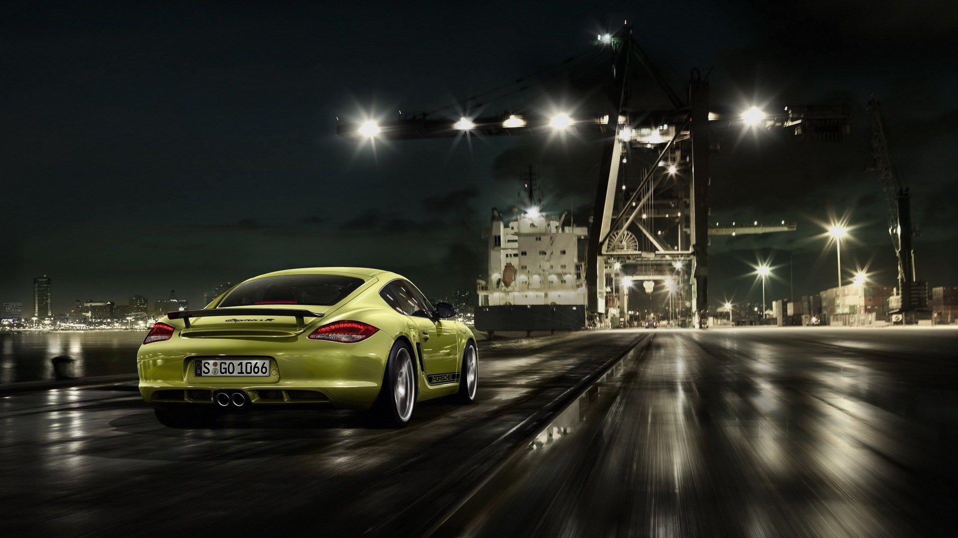 Beautiful Porsche Cayman Wallpapers