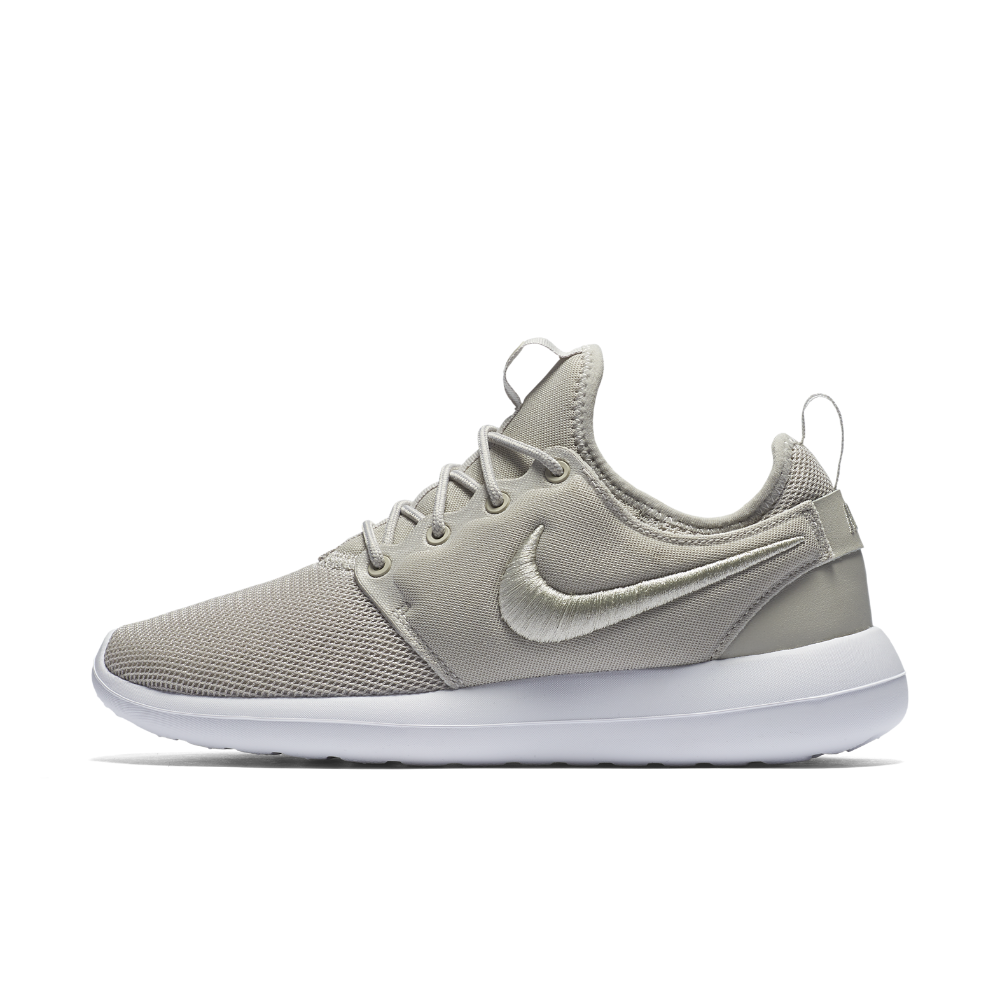 Nike Roshe Two Breathe Women's Shoe Size 10.5 (Grey