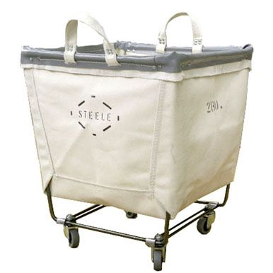 Industrial Laundry With Images Laundry Cart Laundry Basket