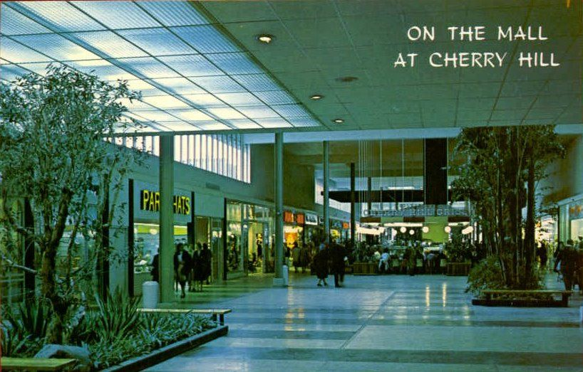 cherry hill mall old photos cherry hill new jersey 1960 s rh pinterest com