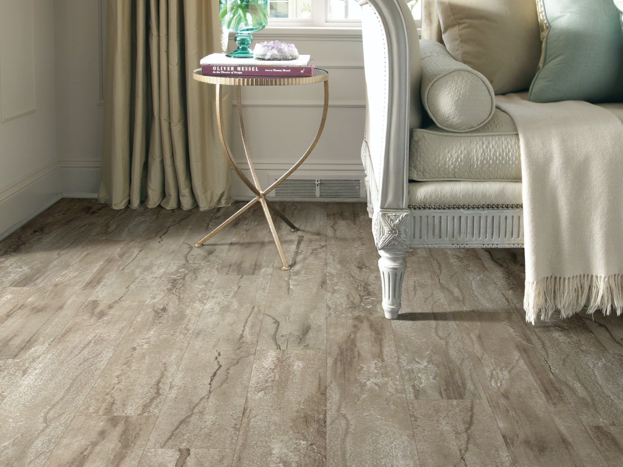 Luxury Vinyl Tile (LVT) and Plank Installation Methods
