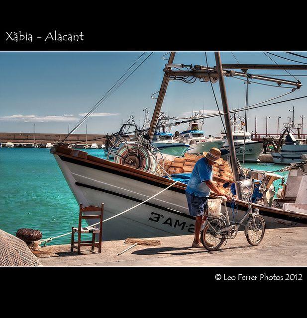 Xàbia - Alacant, Marina Alta, País Valencià by Leo Ferrer, via Flickr