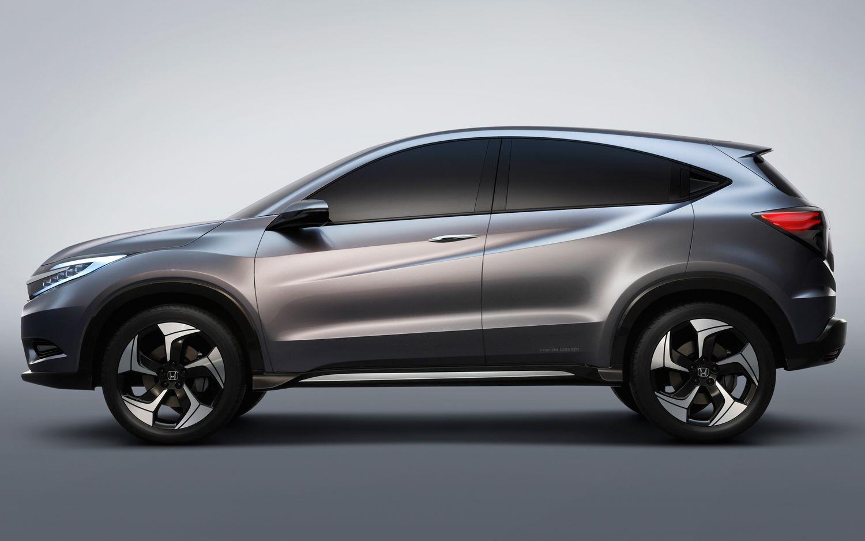 Ready For Hondas New Urban Suv Concept Peeks Reveals Honda