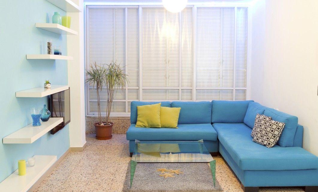 7 grandes soluciones para espacios peque os muebles pinterest espacio decoracion sala - Soluciones para espacios pequenos ...