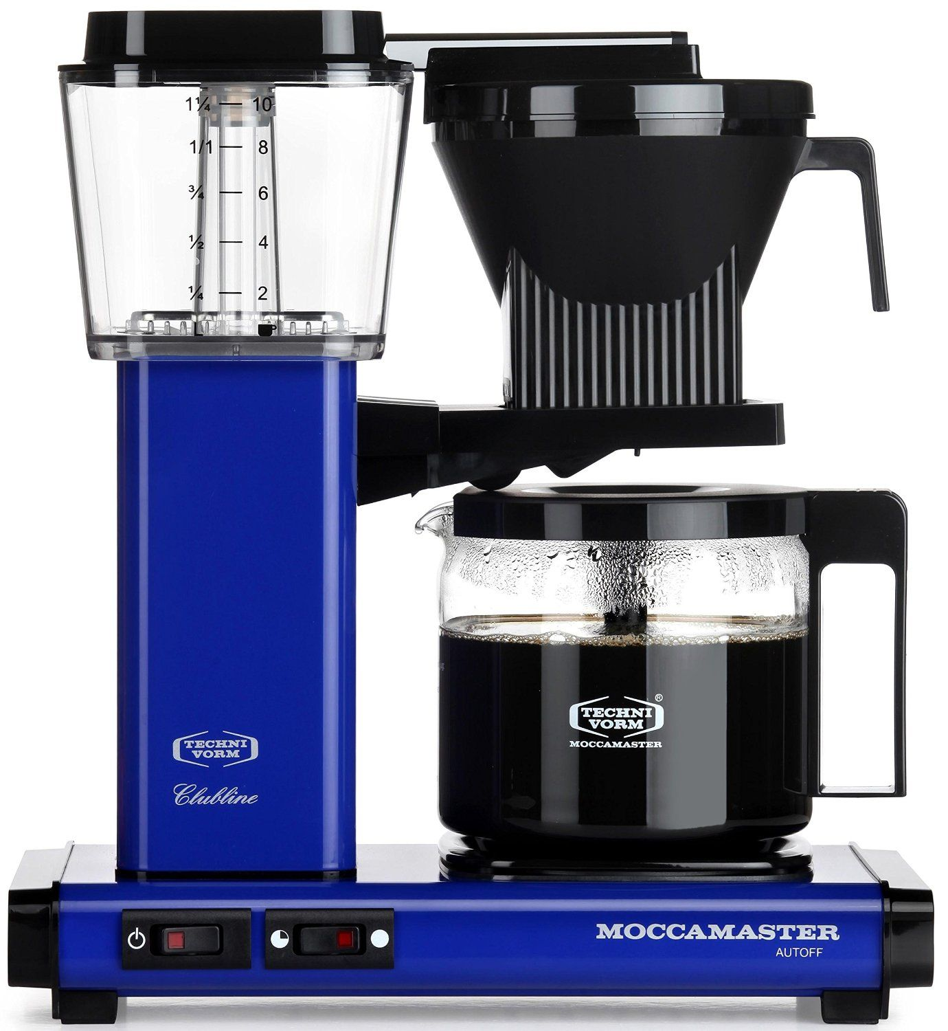 Moccamaster 10Cup Coffee Brewer with Glass