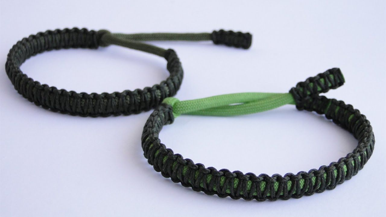 How To Make A Mini Mad Max Style Paracord Survival Bracelet